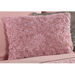 Limoges scatter cushion in pink